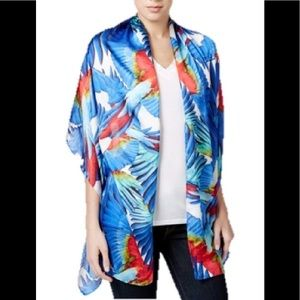 Echo Birds of Paradise Scarf Beautiful Tropical